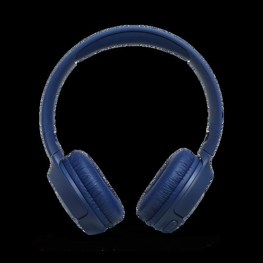 JBL TUNE 500BT - Blue - Wireless on-ear headphones - Front
