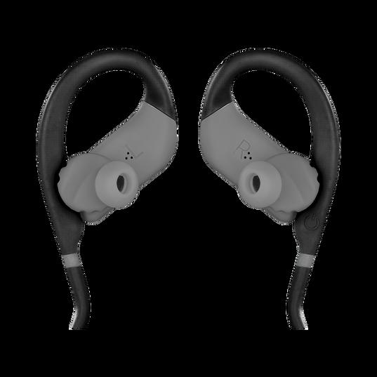 JBL Endurance DIVE - Black - Waterproof Wireless In-Ear Sport Headphones with MP3 Player - Detailshot 1