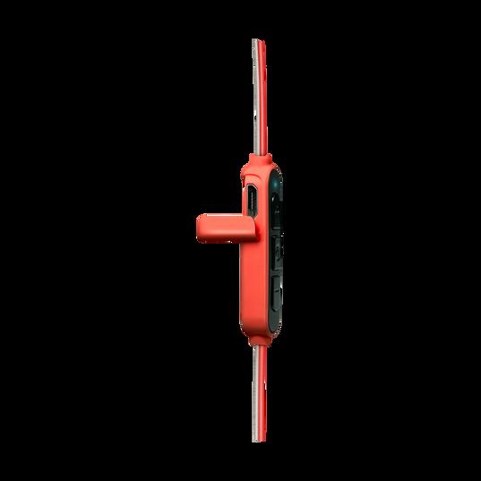 Reflect Contour - Red - Secure fit wireless sport headphones - Detailshot 2