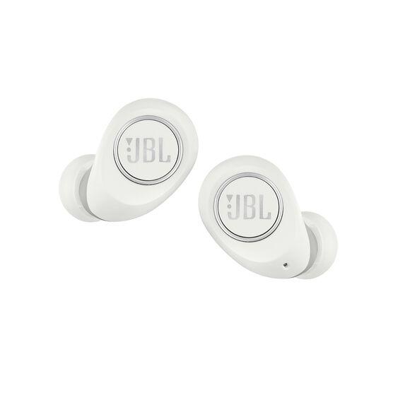 JBL Free - White - Truly wireless in-ear headphones - Detailshot 2