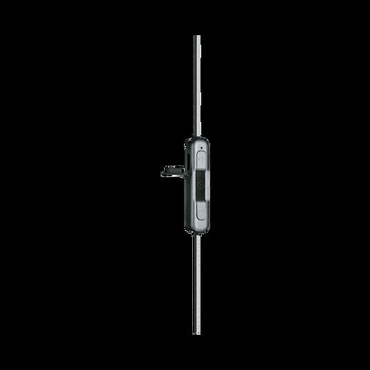JBL REFLECT MINI 2 - Black - Lightweight Wireless Sport Headphones - Detailshot 4