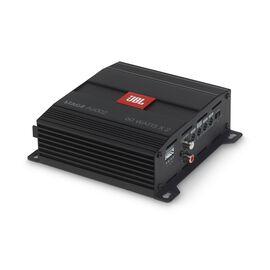 JBL Stage Amplifier A6002 - Black - Class D Car Audio Amplifier - Hero