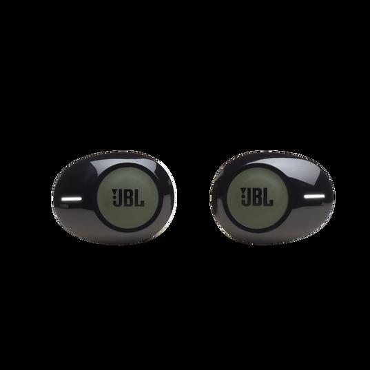 JBL Tune 120TWS - Green - True wireless in-ear headphones. - Front