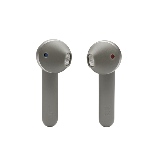 JBL Tune 220TWS - Grey - True wireless earbuds - Back