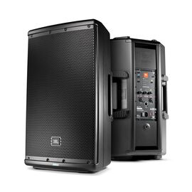 "JBL EON612 - Black - 12"" Two-Way Multipurpose Self-Powered Sound Reinforcement - Hero"