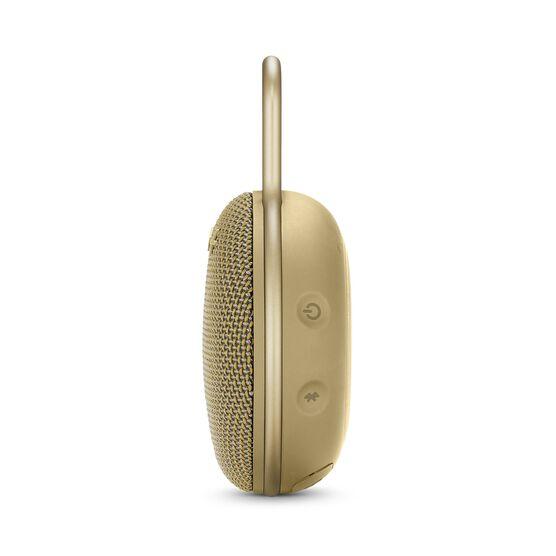 JBL CLIP 3 - Desert Sand - Portable Bluetooth® speaker - Detailshot 2