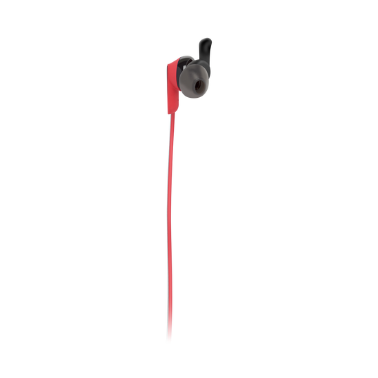Reflect Aware - Red - Lightning connector sport earphone with Noise Cancellation and Adaptive Noise Control. - Detailshot 3
