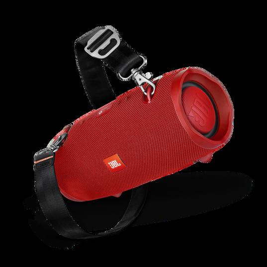 JBL Xtreme 2 - Red - Portable Bluetooth Speaker - Detailshot 2