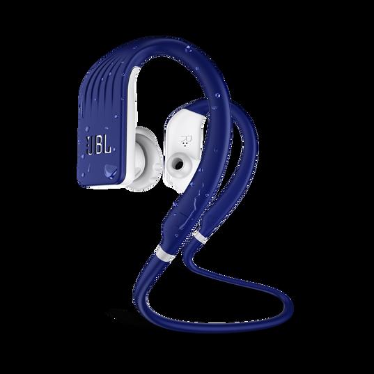 JBL Endurance JUMP - Blue - Waterproof Wireless Sport In-Ear Headphones - Hero