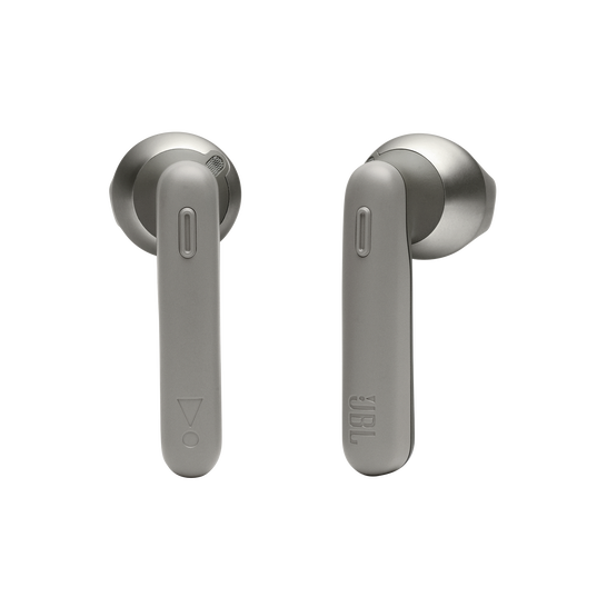 JBL Tune 220TWS - Grey - True wireless earbuds - Detailshot 1