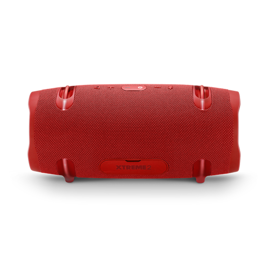 JBL Xtreme 2 - Red - Portable Bluetooth Speaker - Back