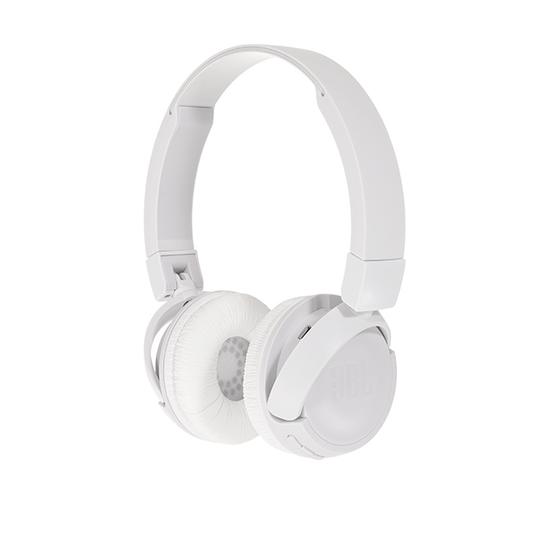 JBL T450BT - White - Wireless on-ear headphones - Detailshot 15