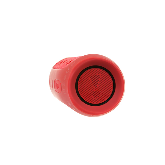 JBL Flip 4 - Red - A full-featured waterproof portable Bluetooth speaker with surprisingly powerful sound. - Detailshot 15