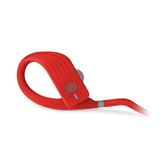 JBL Endurance JUMP - Red - Waterproof Wireless Sport In-Ear Headphones - Detailshot 5