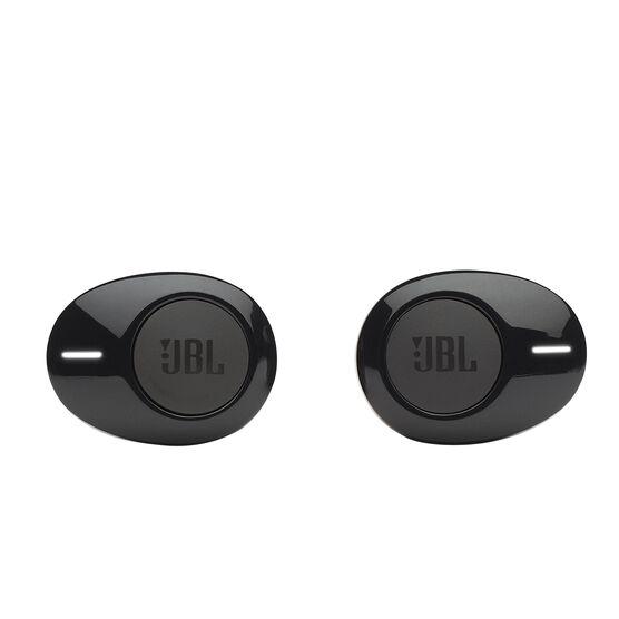 JBL TUNE 120TWS - Black - Truly wireless in-ear headphones. - Front