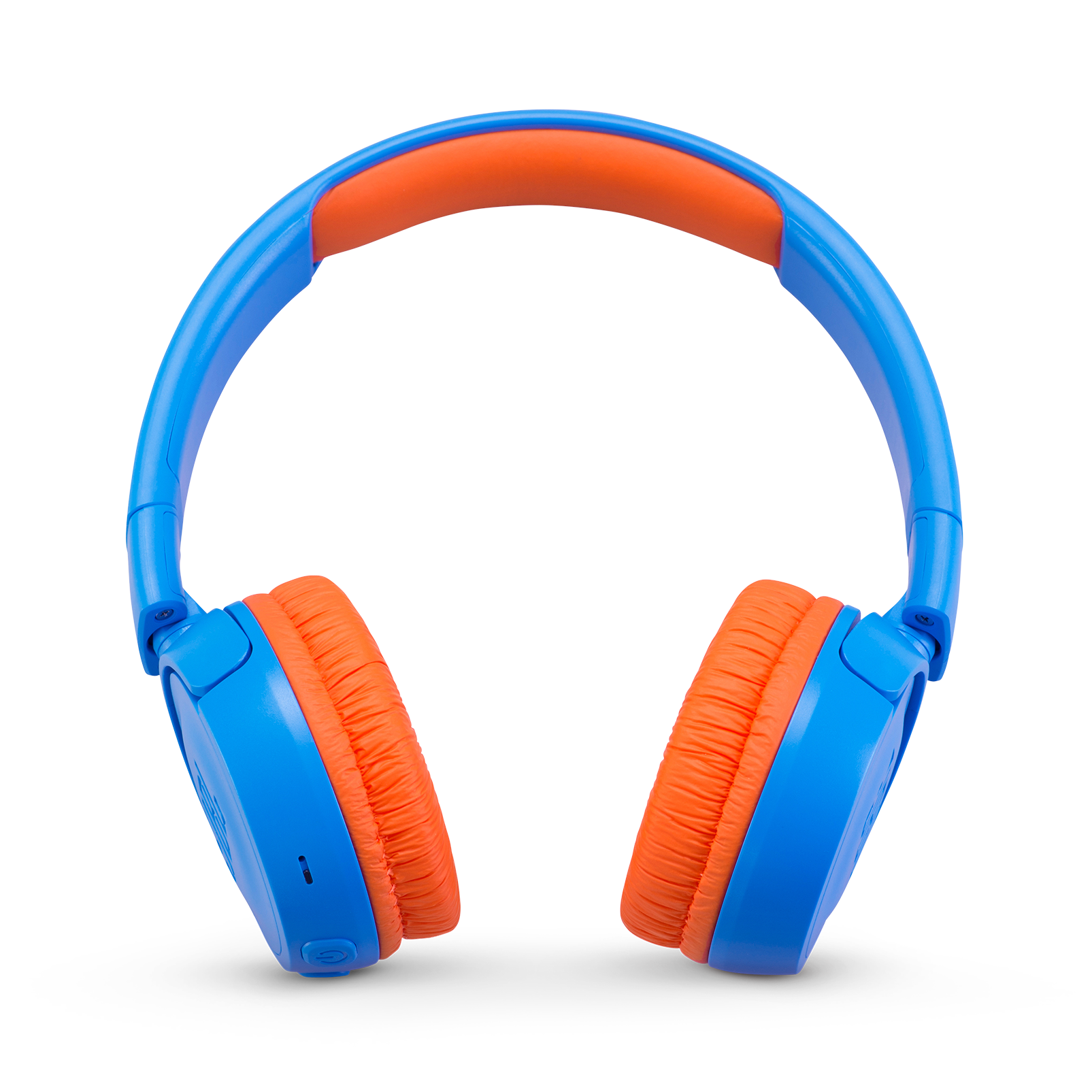 JBL JR300BT - Rocker Blue - Kids Wireless on-ear headphones - Front