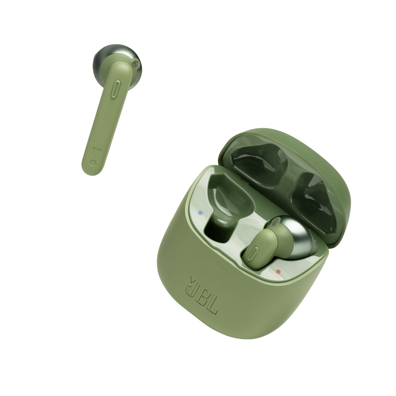 JBL TUNE 220TWS - Green - True wireless earbuds - Detailshot 2