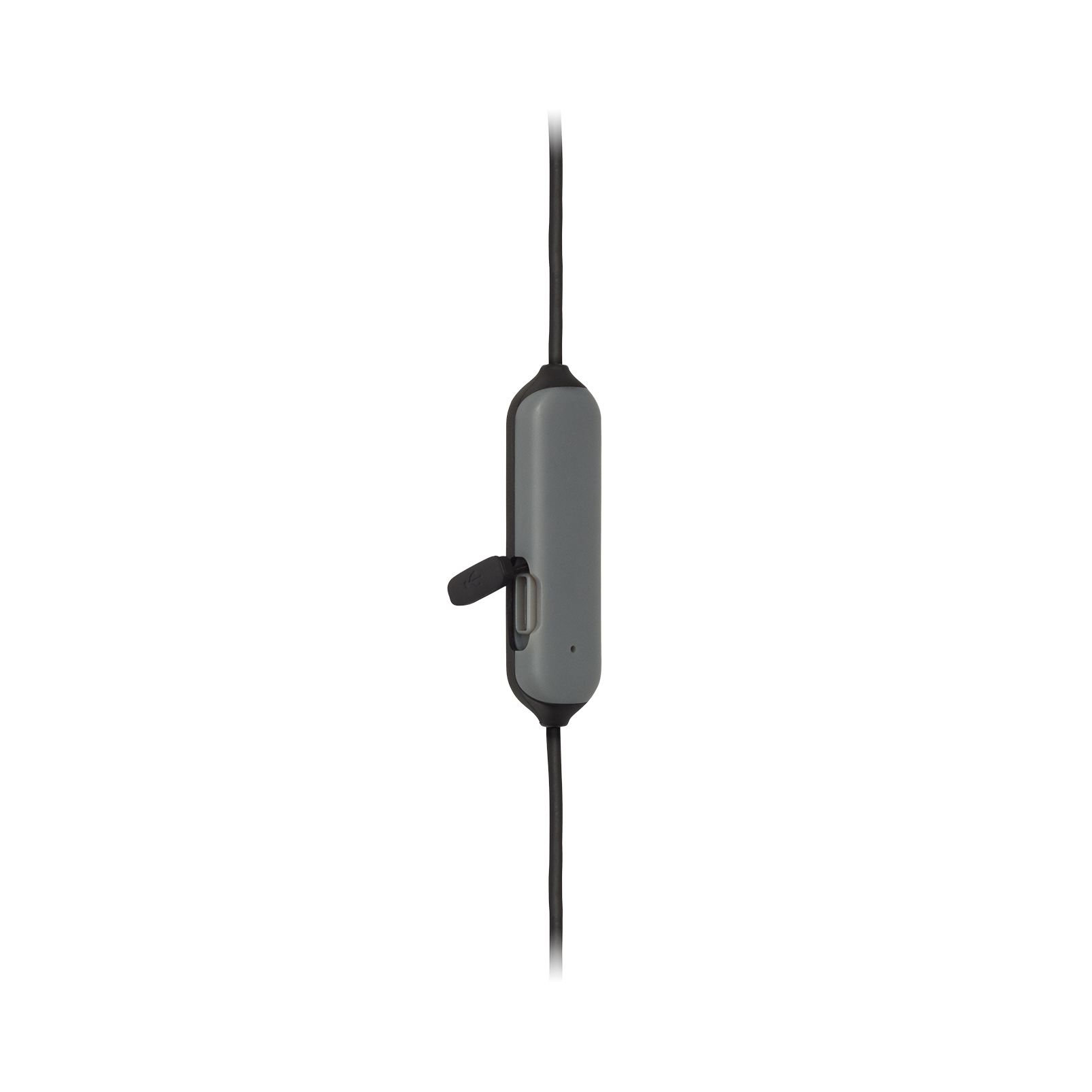 JBL Endurance RUNBT - Black - Sweatproof Wireless In-Ear Sport Headphones - Detailshot 2